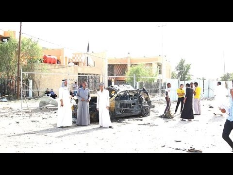 Rare IS bombings in southern Iraq kill 33: officials