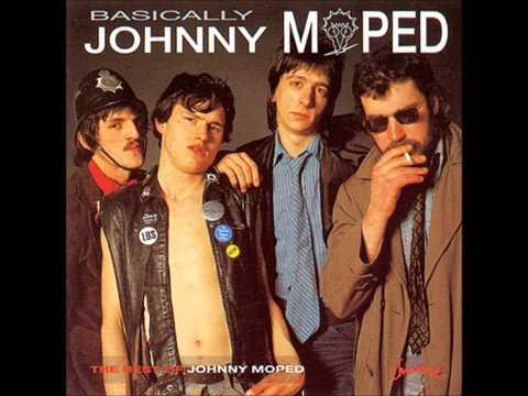Johnny Moped - Hell Razor