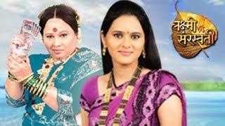 Kaksparsh Fame Savita Malpekar No More A Part Of Laxmi V/S Saraswati? - Marathi News