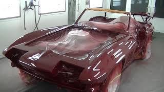 Starting Up The Corvette, The God's Truth 1966 Corvette Barn Find Restoration, Part 2