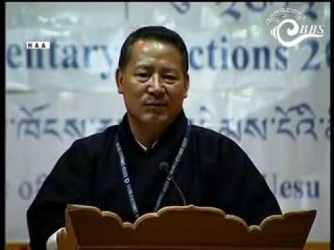 General Election ECB Debate:- Bji-Kar_Tshog-Uesu Constituency (Haa)