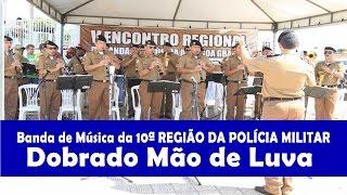 Dobrado Mão de Luva - V Encontro Regional de Bandas de Musica de Lagoa Grande MG