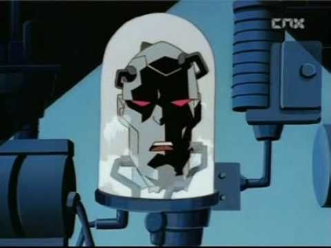 Mr.Freeze debut batman beyond