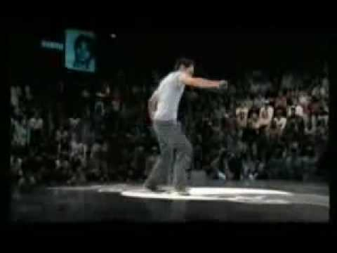 Lilou Vs. Ronnie  Red Bull Bc One 2005 video