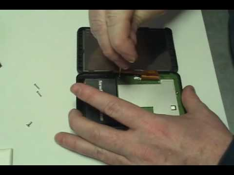 How To Replace Your Garmin Nuvi 265W Battery