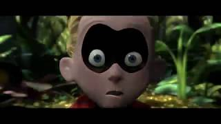 The Incredibles Dash runs with Sonic X Theme Song