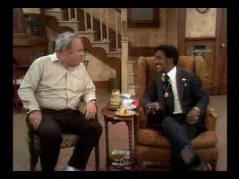 All in the Family - Archie Bunker Meets Sammy Davis