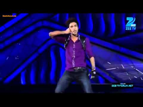 Raghav Dance Ke Superkids - 26th August 2012 - YouTube.FLV