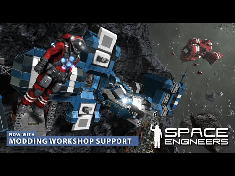 Space Engineers Trailer 2014