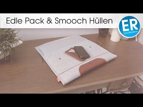 Edle iPhone und Macbook Hüllen von Pack & Smooch