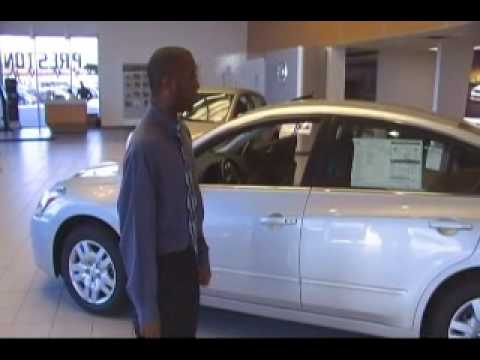 2010 Nissan Altima Walk Around Video