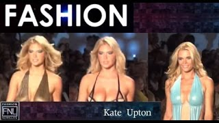 Kate Upton Beach Bunny 2011 | Miami Swim Week | Exclusive  Runway