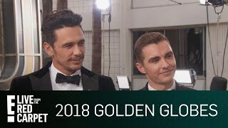 Download Lagu James Franco Dishes on Dinner With 2018 Globes Nominees | E! Live from the Red Carpet Gratis STAFABAND