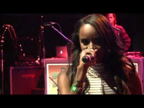 Angel Haze - &quot;New York&quot; (Live at Perez Hilton&#039;s SXSW 2013 Party)