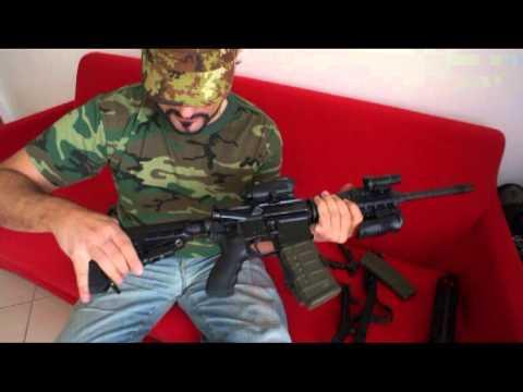 Zombie lesson n.2 - Norinko Cq-A M4