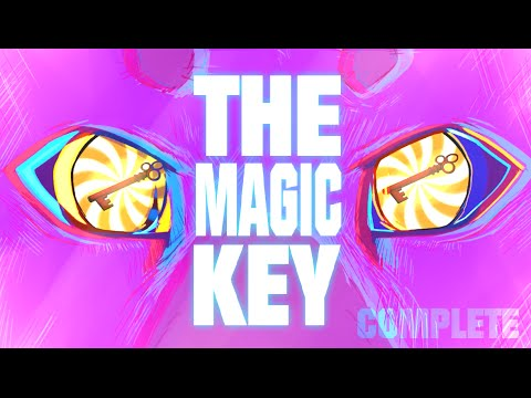 the magic key MAP | complete