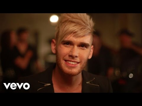 Colton Dixon - Never Gone Behind The Scenes