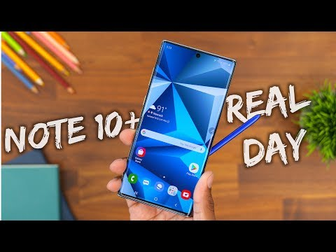 Samsung Galaxy Note 10 - REAL Day in the Life!