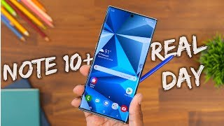 Samsung Galaxy Note 10+ - REAL Day in the Life!
