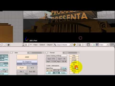 Come Creare Una Intro In Stile 20th Century Fox - Tutorial video