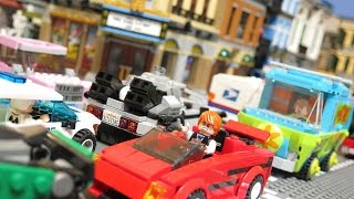 LEGO Traffic - FUNNY!