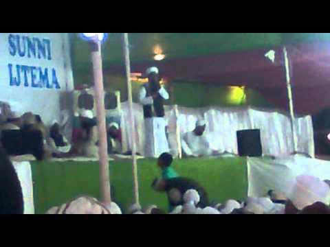 Lam Yaati Naziruk &Chamane Taybah Me Sumbul Naat By Alhaj Qari Rizwan.in 21 sdi istema