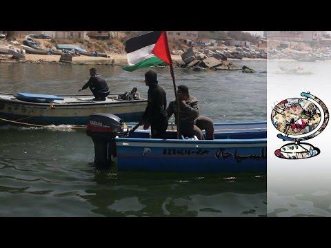 Gaza Fishermen Under Siege