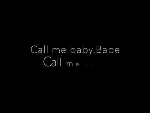 call me Lyrics to call me by blondie: color me your color, baby / color me your car / color me your color, darling / i know who you are / come up.