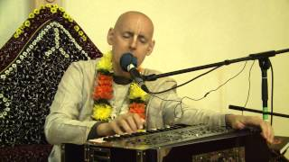 2012.10.24. Kirtan before SB ISKCON Tallinn, Estonia