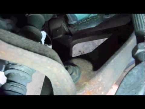 1999 Chrysler Sebring Conv Battery & Lower Balljoint replace Overview