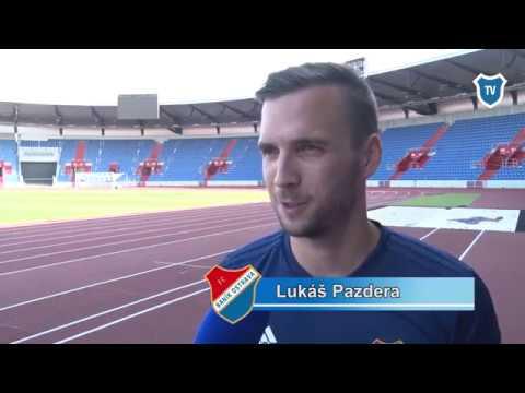 ZAJÍMAVOST / Stý ligový start Lukáše Pazdery