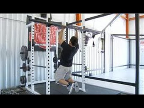 Building Muscles & Strength : How to Build Back Muscle Without a Machine