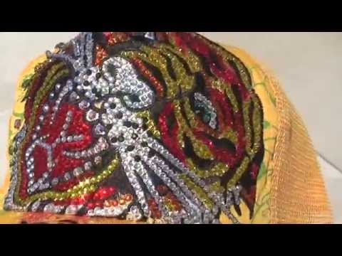 ed hardy hat tiger.mpg Video