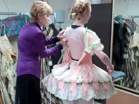 Colorado Ballet Behind the Scenes - Costume Shop