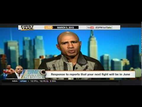 First Take: Miguel Cotto