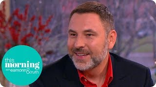 David Walliams Is the UK's Best-Selling Children's Author! | This Morning