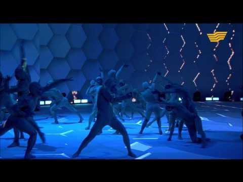 Церемония открытия международной выставки «EXPO-2017: Энергия будущего»