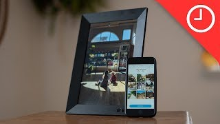 Nixplay Smart Photo Frame Review: Elegant and easy-to-use