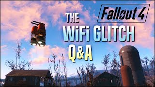 The WiFi Glitch! Q&A 📶 Fallout 4 No Mods Shop Class