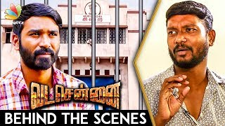 Real Life Prisoners Worked in Vada Chennai : Madras Johnny Interview | Jail Making, Dhanush