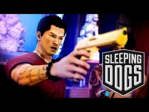 Sleeping Dogs - GTA Style Open World Game Review