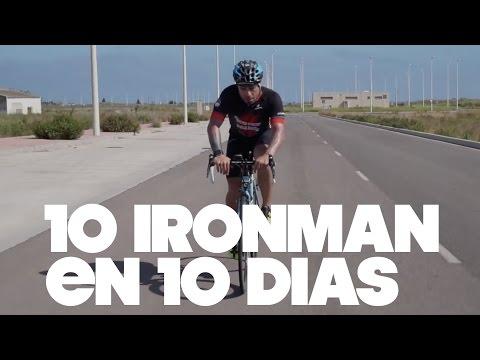 10 IRONMAN EN 10 DÍAS | RETO 2017