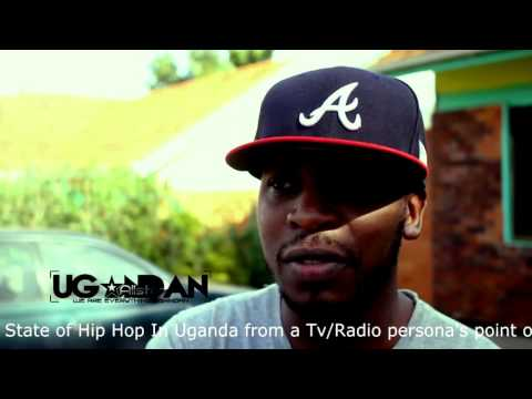 king Shovon Malcom talks ugandan radio,television and hip hop