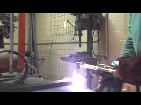 Buckeye Hills Career Center Welding Program