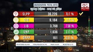 Polling Division - Postal-Votes-Apura