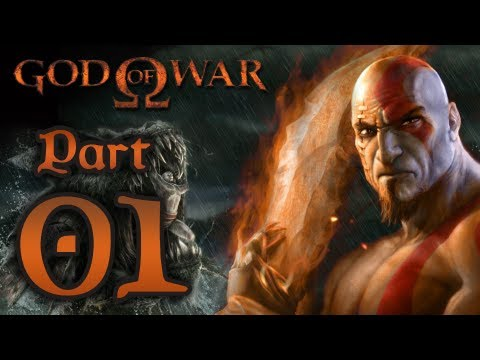 God Of War – Hydra Pt 1