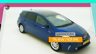 Toyota Prius Wagon 1.8 DYNAMIC BUSINESS   NL auto  