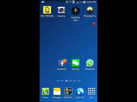 how to uninstall an app that can't uninstall... android