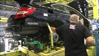 Mercedes-Benz C-Class Production Bremen