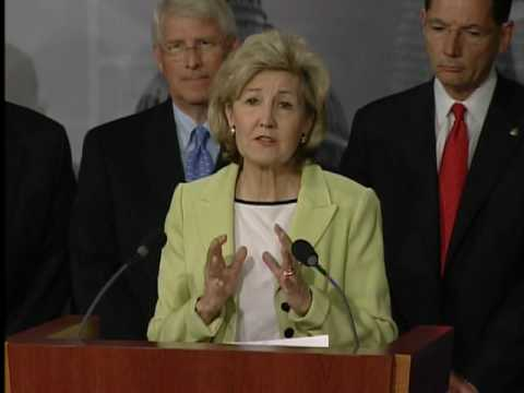 Kay Bailey Hutchison Stresses Need for Clean, Renewable Energy Package